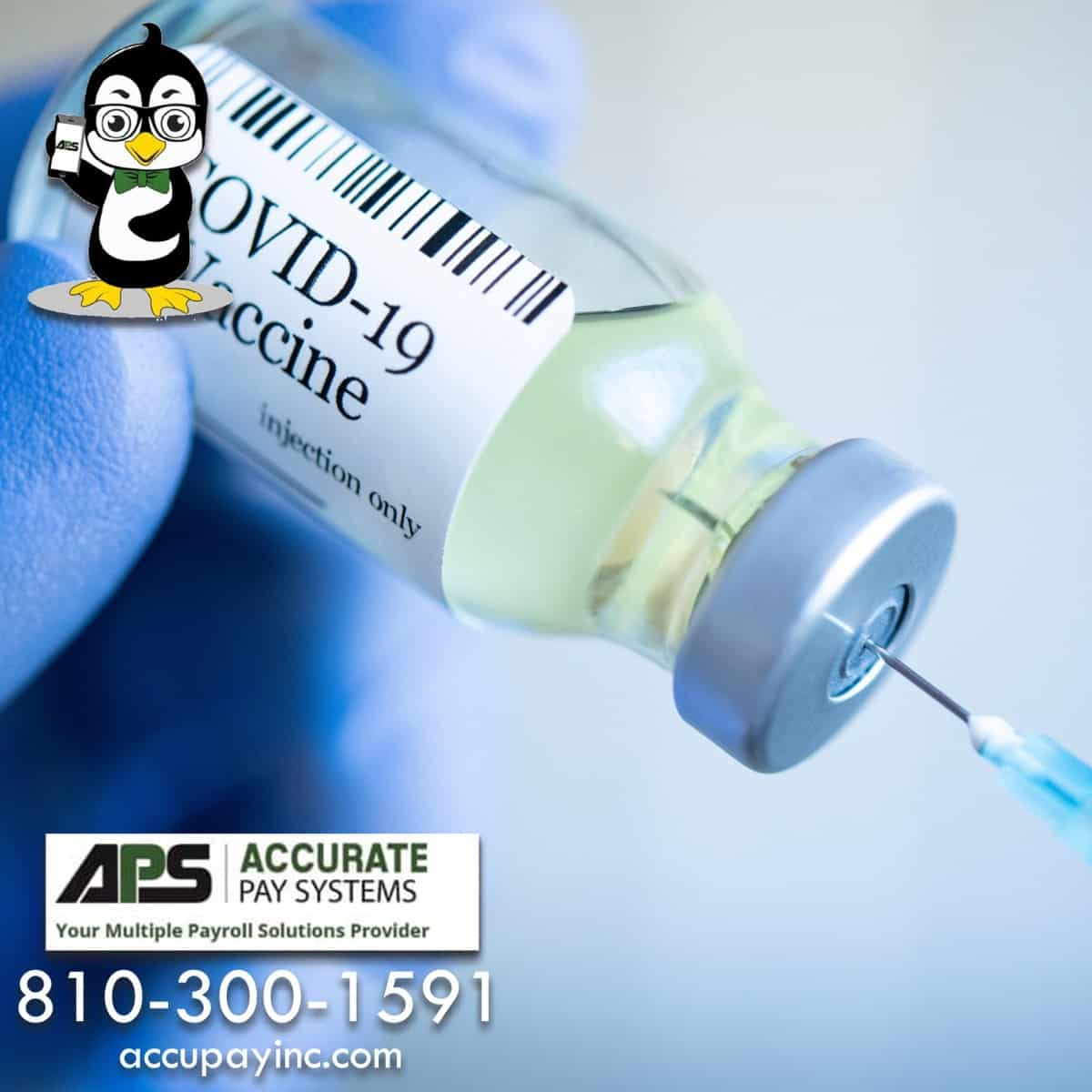 COVID-19 vaccination questions about employees